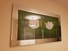 Liquid Art Mirror Picture