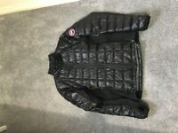 Canada goose hybridge lite Jacket coat Black small Good condition