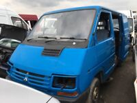 Renault Trafic diesel 1999 year breaking spare parts availble
