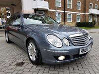 Mercedes-Benz E220 CDI Elegance Automatic Full Service History Perfect Condition Full Leather Seats