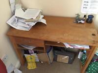 Wooden desk/ student desk