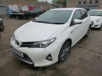 TOYOTA AURIS - YC62RHO - DIRECT FROM INS CO