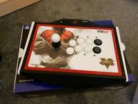 Madcatz Street Fighter 5 TE2+ ARCADE STICK FIGHTSTICK ps4 and ps3