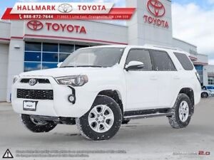 2015 Toyota 4Runner SR5 V6 5A WELL MAINTAINED, ONE OWNER CLEAN 4
