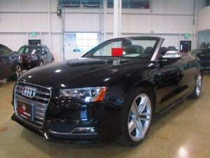 2015 Audi S5 3.0T TECHNIK NAV BACK UP CAMERA