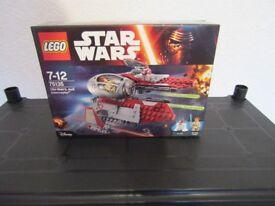 lego star wars obi wans jedi interceptor 75135