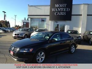 2012 Volkswagen Passat 2.5L | Comfortline | LEATHER | SUNROOF