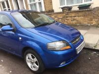 AUTOMATIC 2008 CHEVROLET KALOS 64,000 MILES 1YR MOT NICE CAR NO MECHANICAL PROBLEMS DRIVES LIKE NEW