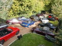 MAZDA MX5 MX-5 MX 5 mk1 mk2-2.5 Manual. Prices £1200 to £2000. All up, MOTd and ready to go. 2497