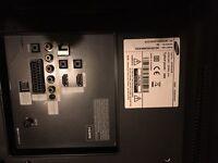 32'' Samsung smart led TV