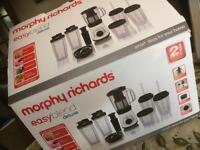 Morphy Richards easy blend deluxe blender