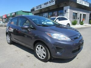 2013 Ford Fiesta S (Low KM, Automatic, A/C)