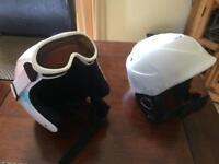 2 Ski/Snowboard Helmets