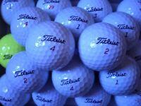 20 MIXED TITLEIST PEARL GRADE GOLF BALLS