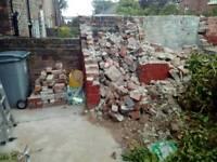 Reclaimed common bricks