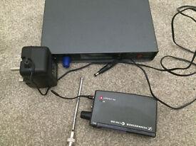 Sennheiser IEM In ear monitor set