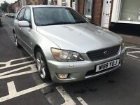 Lexus is200 FULLY LOADED WITH PRIVATE PLATE