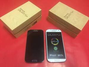 As New Samsung Galaxy S4 (Warranty+Receipt) Lakemba Canterbury Area Preview