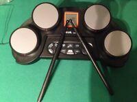 Electronic Deum Pads/Kit