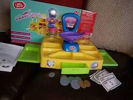 Sweetie shop play set