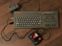 ZX Spectrum 128K plus2 vintage gaming fully working with over 50 games