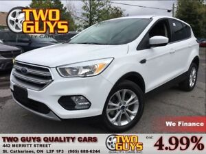 2017 Ford Escape SE BACK UP CAMERA HEATED FRONT SEATS