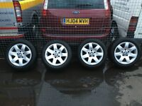 BMW ALLOYS 16""