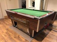 6 x 3 English Pub Style Pool Table