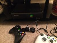 Xbox 360 and 2 pads