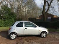 Ford Ka 1.3 style 53 reg mot August 2017 CD player low insurance 48+ mpg lady owner