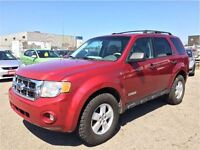 2008 Ford Escape FINANCING AVAIL *XLT**V6**AWD*