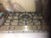 Graded Stoves 700mm Gas hob