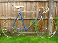L' Eroica project - vintage Barry Hoban - Tange Champion No1 tubing! Campagnolo - not 531 / columbus
