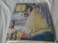 Bnib. Rubies belle / beauty and the beast. dressing up costume. World book Day.