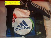 Adidas & named clothes