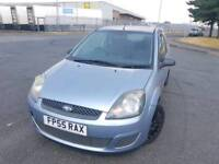 FORD FIESTA 1.2ltr_3dr Style *** HPI CLEAR - FREE DELIVERY ***
