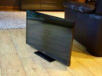 """BUSH 32"""" LED FULL HD 1080p TV - £60 - 2xHDMI, USB, Freeview, etc."""