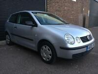 Polo 1.2 3 doors manual one year mot