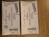 1 or 2 x New Found Glory tickets unreserved standing at o2 Kentish Town 23 September