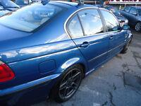BMW 320I SE AUTO 2001 REG MOT UP TILL SEPTEMBER 2017,GOOD RUNNER GOOD GEAR BOX