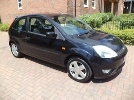 2005 FORD FIESTA 1.4 WITH MOT AND FULL SERVICE HITORY £695 BARGIN