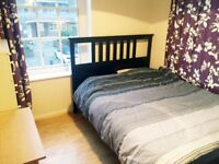 Homey Double Room in Edgware Road