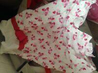 Girls clothes 0-6 months