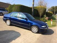 Rover 45 automatic