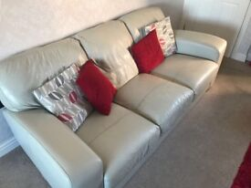 DFS sofa.Only 18 months old.Selling because of changing colour scheme.Very good condition.