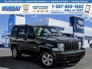 2010 Jeep Liberty **Low kms!  Air Conditioning!**