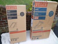 VELUX ROOF WINDOW CONSERVATION SUNROOF BRAND NEW CENTRE PIVOT BOXED WITH FITTINGS L@@K