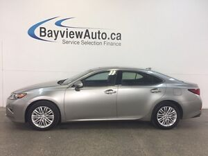 2016 Lexus ES 350 - 3.5L! SUNROOF! LEATHER! BLUETOOTH! CRUISE!