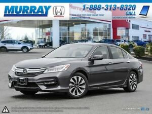 2017 Honda Accord Hybrid Touring CVT