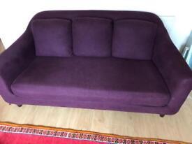 Habitat 3 seat sofa SOLD